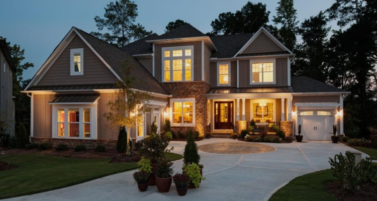 Homes In North Carolina Raleigh House Plan 2017